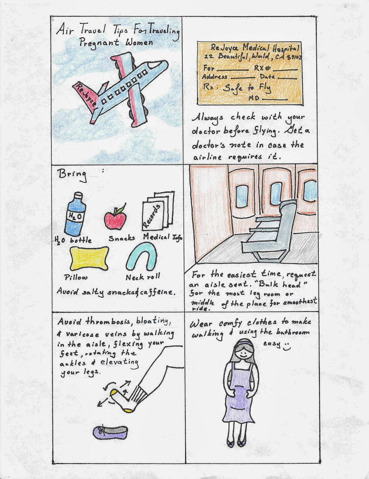 Joyce Travels Uk