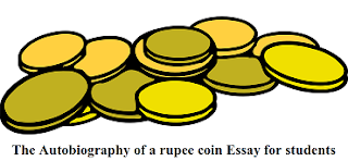 Autobiography of a rupee coin