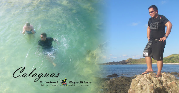 Calaguas Luksuhin Natural Infinity Pool - Schadow1 Expeditions