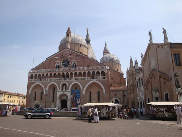 O que fazer em Padova (além do Santo Antônio)