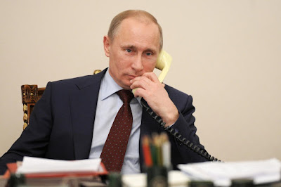 Vladimir Putin had a telephone conversation with Federal Chancellor of the Federal Republic of Germany Angela Merkel.