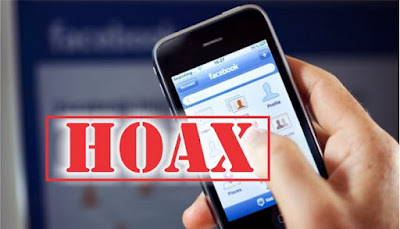 Tips mengenali berita hoax