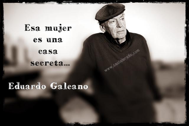 """Esa mujer es una casa secreta."" Eduardo Galeano - Ventana sobre una mujer I"