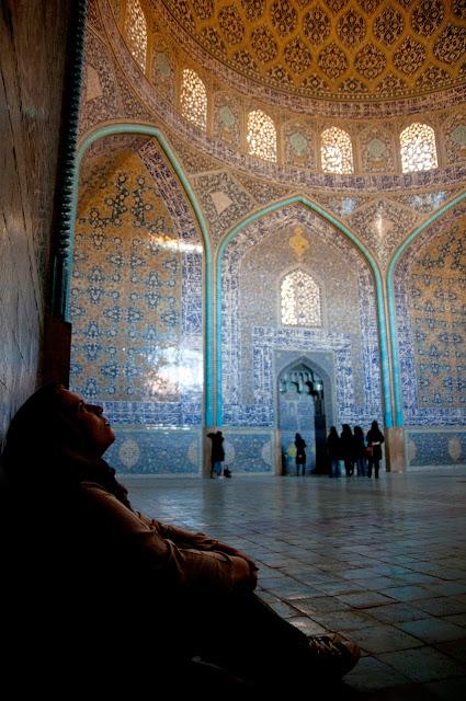 Sheikh Lotfollah; Isfahan, Iran