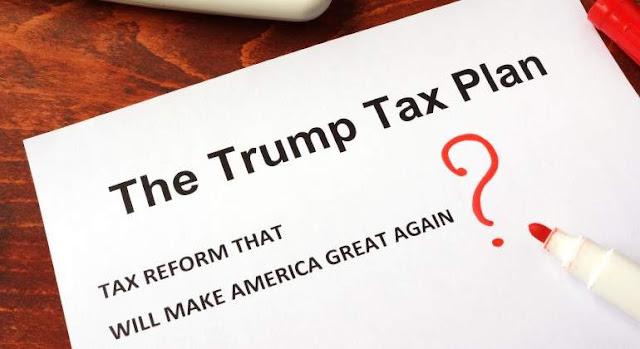Los legisladores de Estados Unidos logran un acuerdo para aprobar la reforma fiscal de Trump