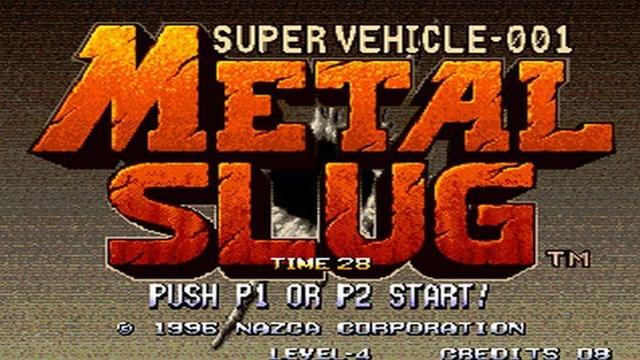 Download Game Metal Slug PC Games