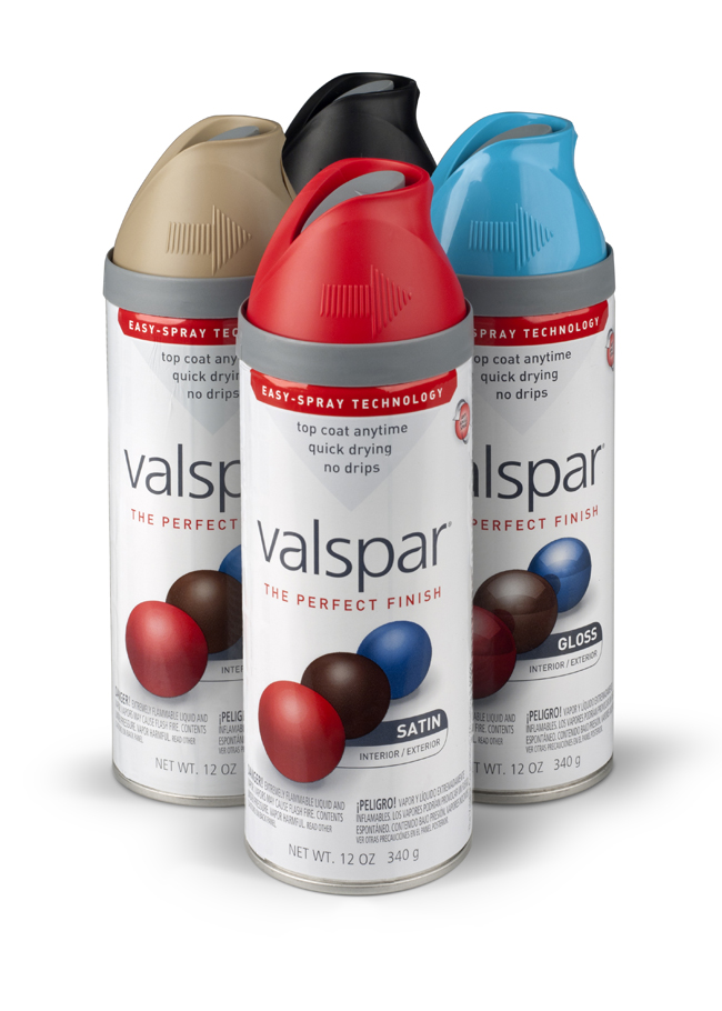valspar spray paint on packaging of the world creative on valspar paint id=83787