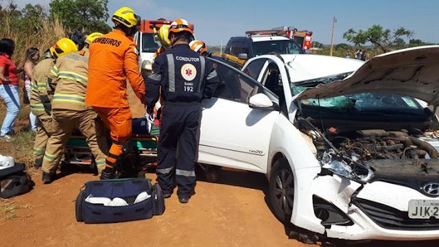 Homem morre após atropelamento na BR-251 em São Sebastião