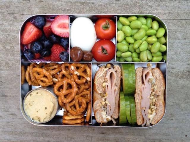 bento box idées repas boîte à lunch enfants