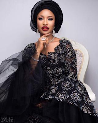 Tonto Dikeh shares beautiful new photos to mark her birthday