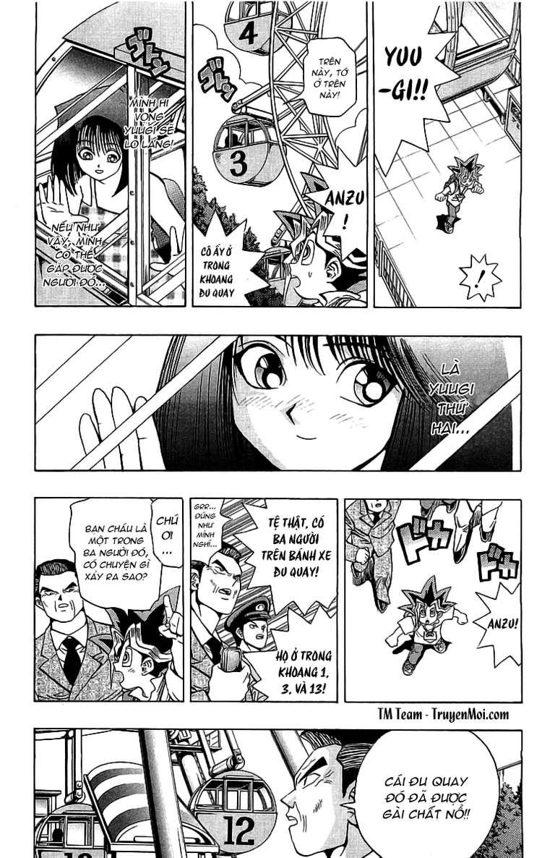 YUGI-OH! chap 45 - số 13 đáng ngờ trang 11
