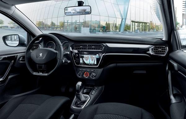 Interior Peugeot 301