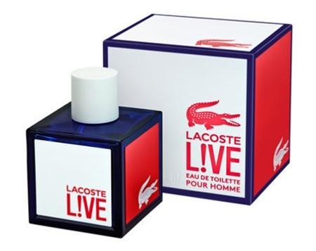 parfum homme lacoste-live