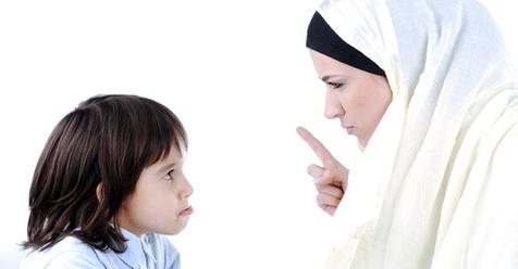 Ketika Sang Ibu Hobi Menyumpahi Buah Hatinya, dan Tips Untuk Ibu Cara Mengontrol Emosi