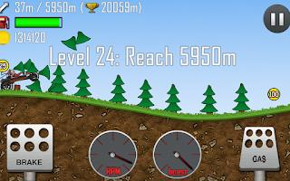 Hill Climb Racing Mod Apk free shopping