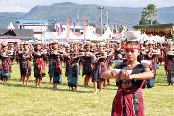 Festival Danau Toba (FDT): Danau Toba dan Budaya Adalah Amanat