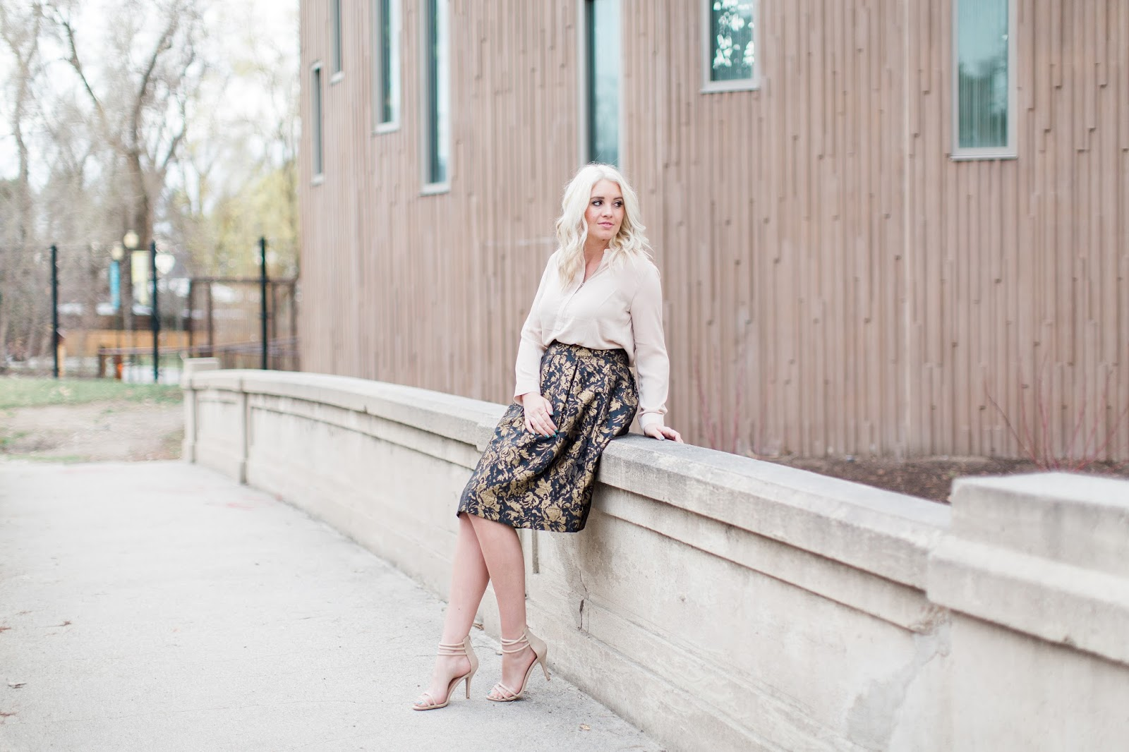 Spring Outfit, Utah Fashion Blogger, Modest Outfit