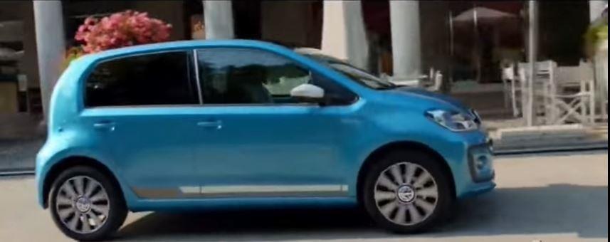 Canzone Volkswagen pubblicità nuova up - Musica spot Dicembre 2016