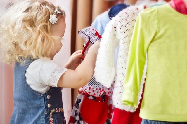 Tips Membeli Baju Anak Perempuan