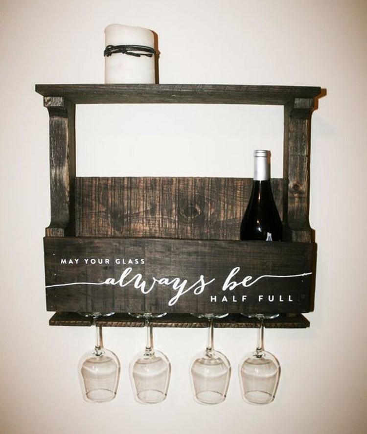 Time Saving Ideas For Diy Pallet Wine Racks At Ur Rooms