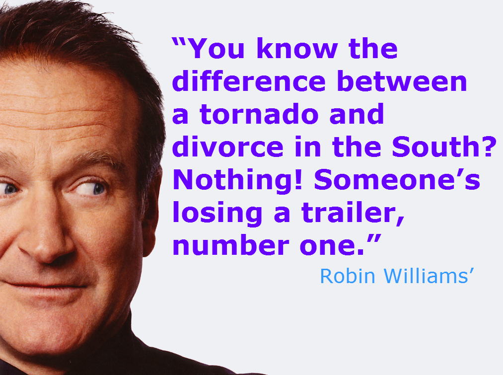 Inspirational Quotes From Robin Williams