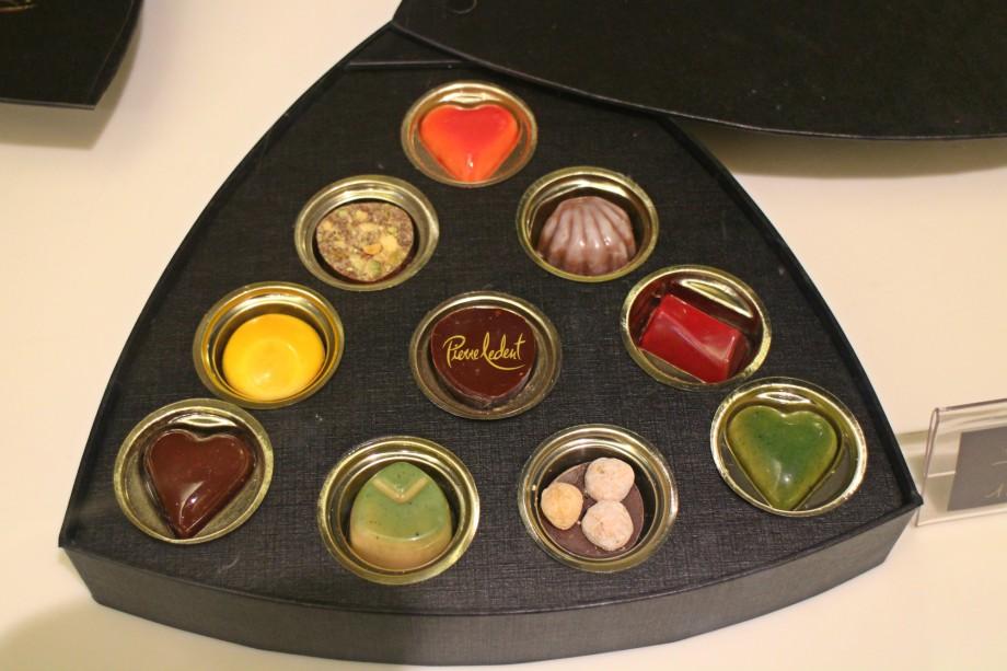 Pierre-Ledent, chocolateria, bruselas