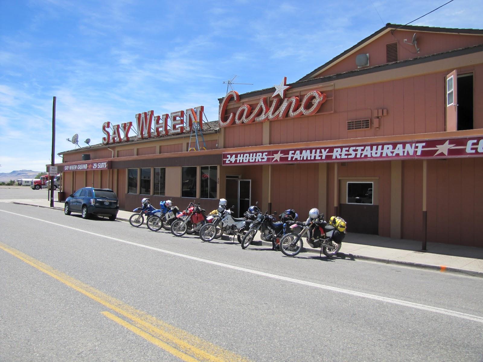 Motorcycle Trail Adventures 2012 Nevada Oregon Desert