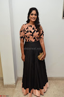 Sowmya Venugopal in Anarkali Dress at Kalamandir Foundation 7th anniversary Celebrations ~  Actress Galleries 053.JPG