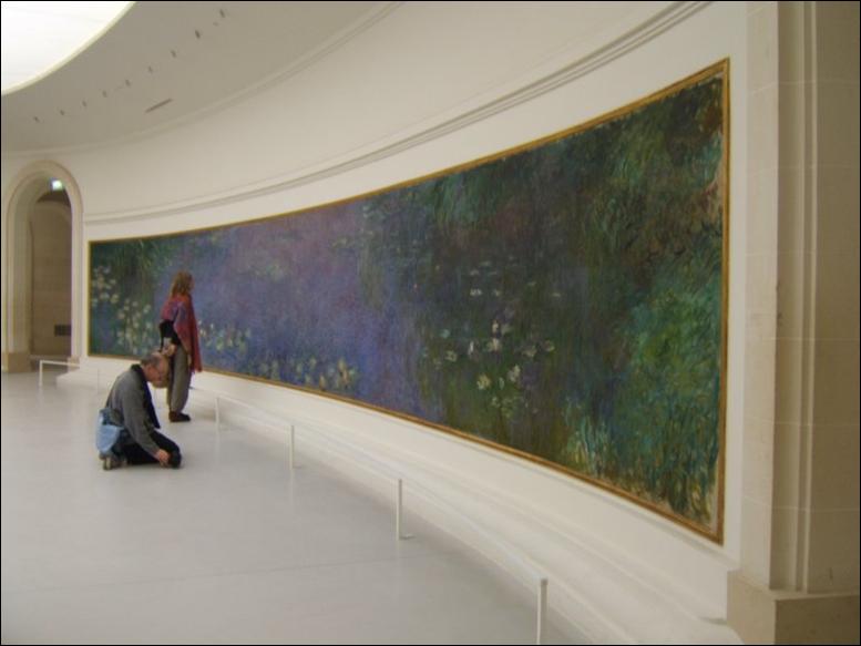 Sedef S Corner Claude Monet Water Lilies Series