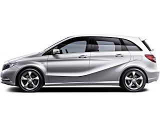 Чип-тюнинг Mercedes B-class