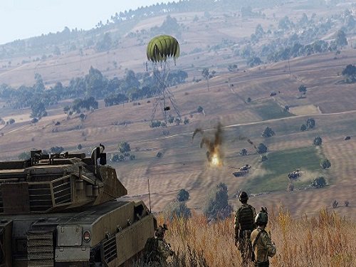 Arma 3 Tanks Game Free Download