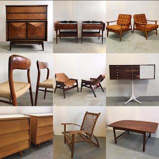 trystcraft, mid century modern, furniture