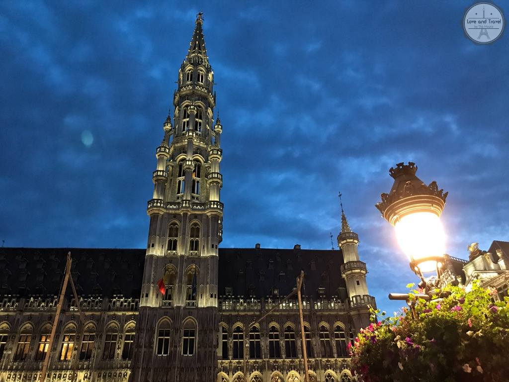 Grand Place Bruxelas Bélgica
