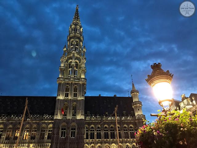 Grand Place Bruxelas Bélgica