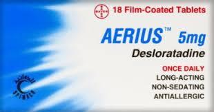 سعر ودواعي إستعمال أيريوس Aerius أقراص لعلاج الحساسية والحكة الجلدية