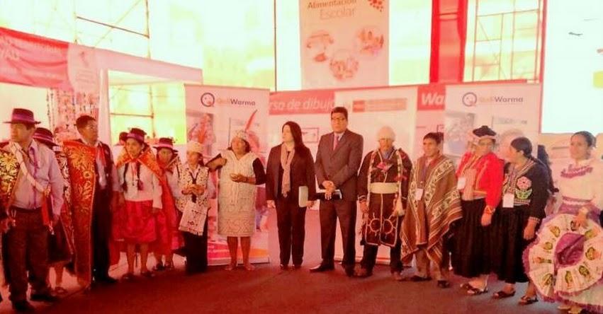 QALI WARMA: Programa social inaugura encuentro sobre trabajo para reforzar el servicio alimentario escolar - www.qaliwarma.gob.pe