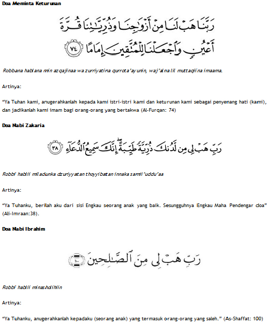 Doa Semoga Cepat Hamil Bantu Mudahkan Ikhtiar Anda