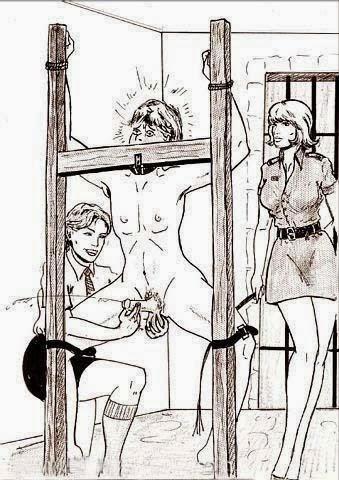 femdom-castration-drawings