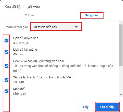 """Kiểm Tra, Sửa Lỗi """"Ôi, Hỏng!"""" (Aw, Snap!) Trên Google Chrome Và Cốc Cốc - Top5Free"""