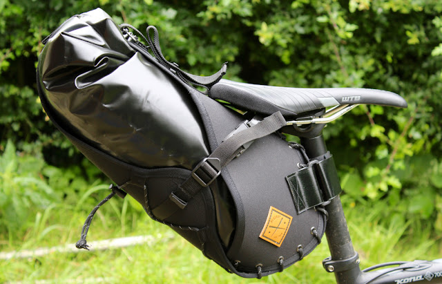 restrap bikepacking holster