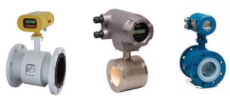 Prinsip kerja/operasi Magnetik Flow Meter