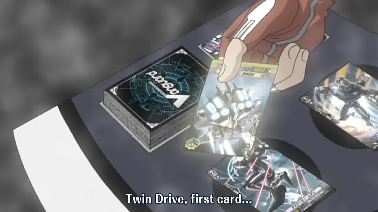 Cheers Cardfight Vanguard Episode 60
