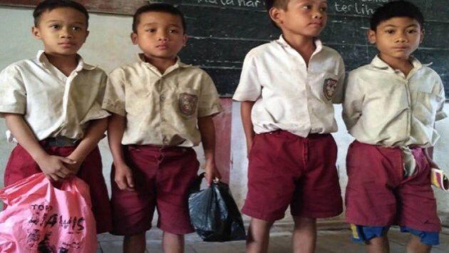 Dear Pak Jokowi, Ini Video Siswa SD Perbatasan yang Minta Tas Sekolah