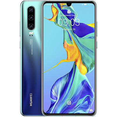 Huawei P30 color