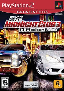 PS2 - Midnight Club 3: DUB Edition Remix (Download Torrent)