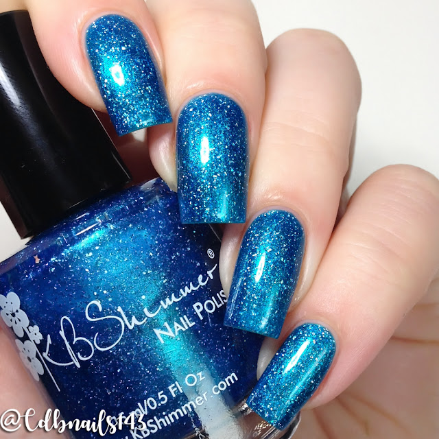 KBShimmer-Better Lake Than Never
