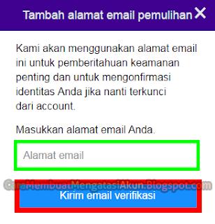 lupa kata sandi yahoo mail