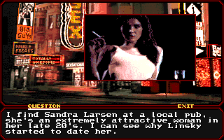 Videojuego Mean Streets