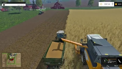Farming Simulator 15 PC Gameplay