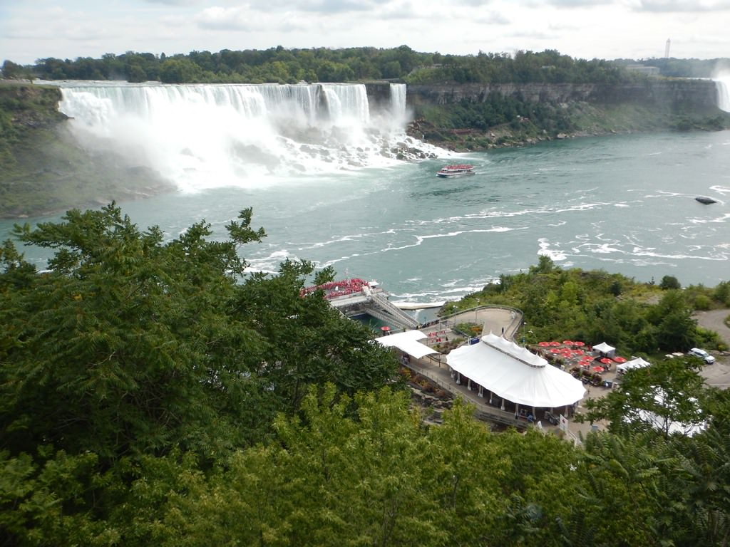Cataratas do Niagara Lado Canadense